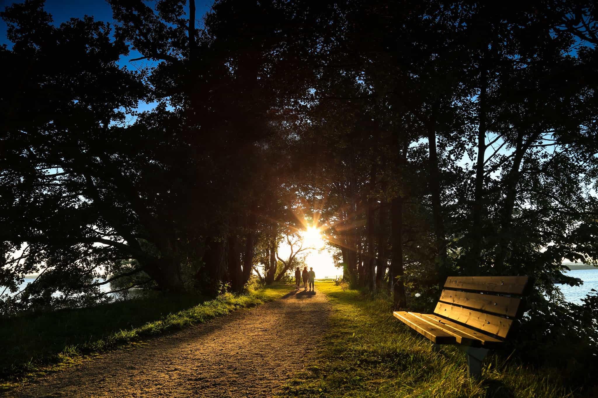Solnedgång Strandängen, Bromölla