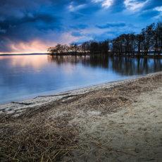 Strandängen badplats Bromölla