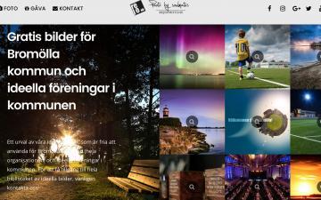 Gratis bilder för Bromölla kommun och ideella föreningar i kommunen